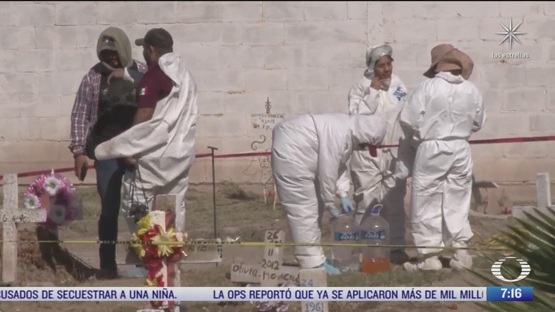 ordenan exhumacion de 200 cuerpos en coahuila pudieran estar ligados a matanza de los zetas
