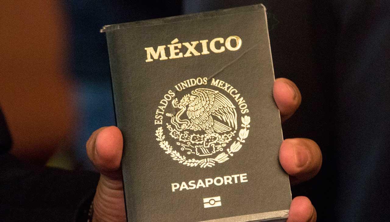 Pasaporte mexicano para niños tendrá las fotos de los padres de los menores de edad para mayor seguridad