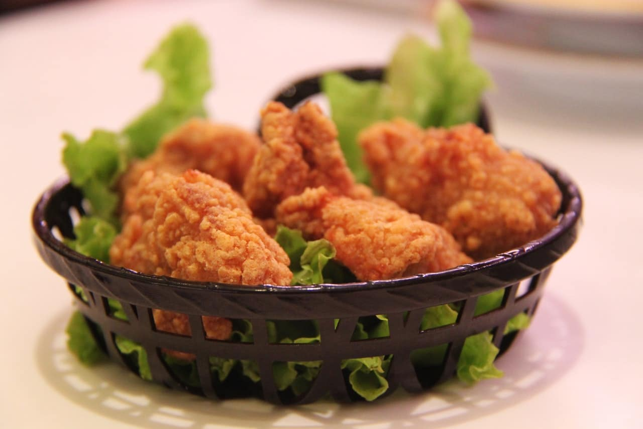 Filipinas: Pidió pollo y le enviaron una toalla frita