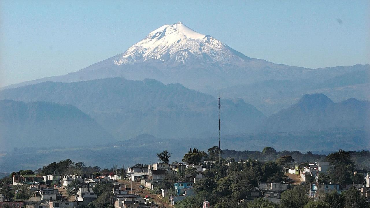 Pico de Orizaba Puebla Inegi