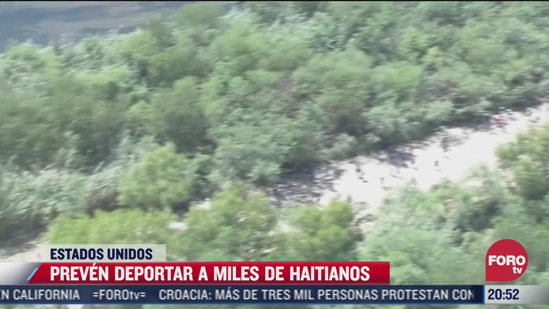 preven deportar a miles de haitianos en eeuu