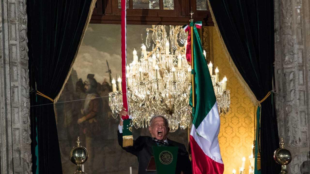 Puedo asistir al Zócalo la noche del Grito de Independencia
