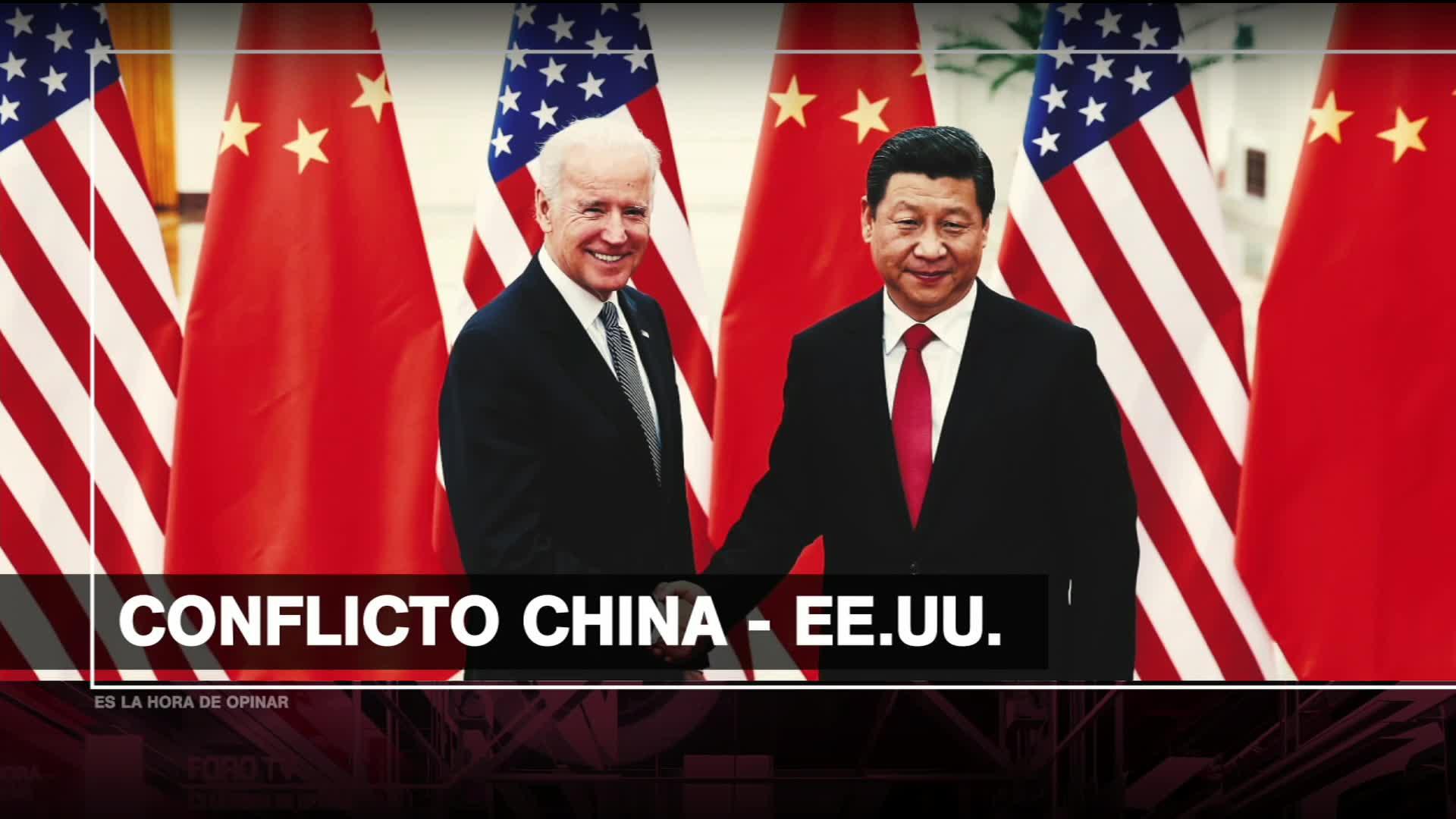 que efectos tendra el conflicto creciente entre ee uu y china