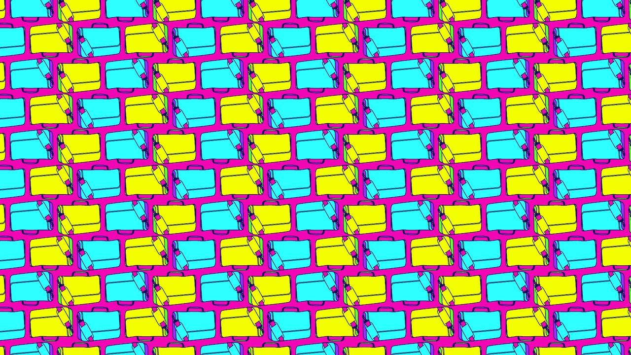 Reto visual viral mochilas correa