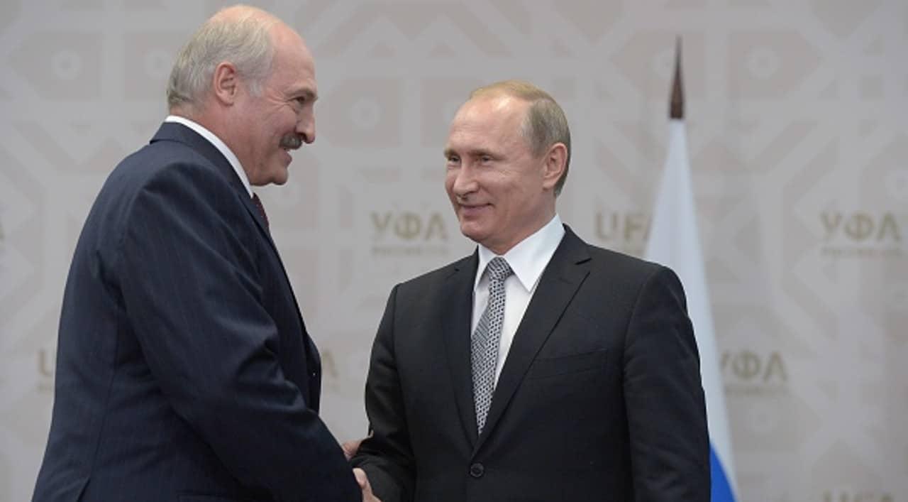 Rusia y Bielorrusia acuerdan integración económica