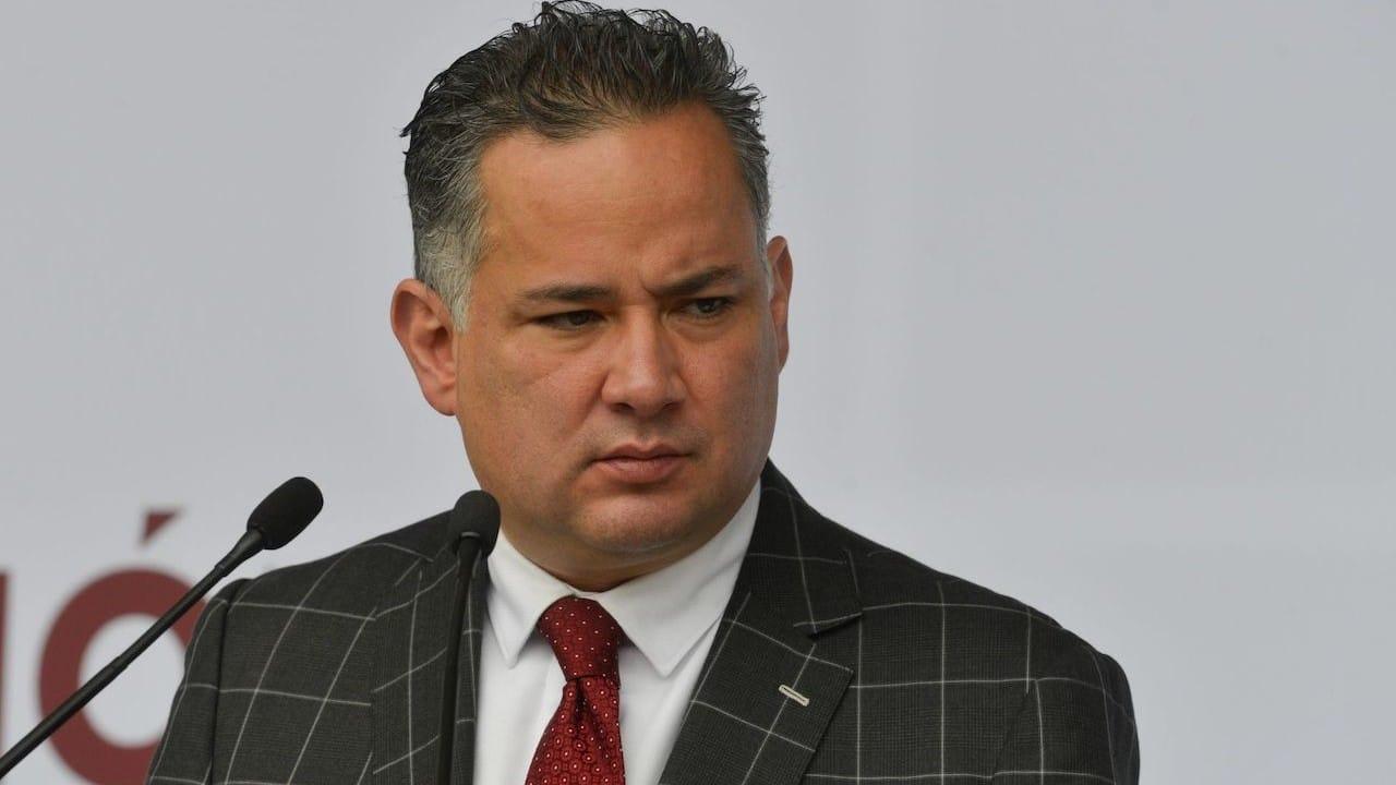 Santiago Nieto, titular de la Unidad de Inteligencia Financiera (Cuartoscuro)