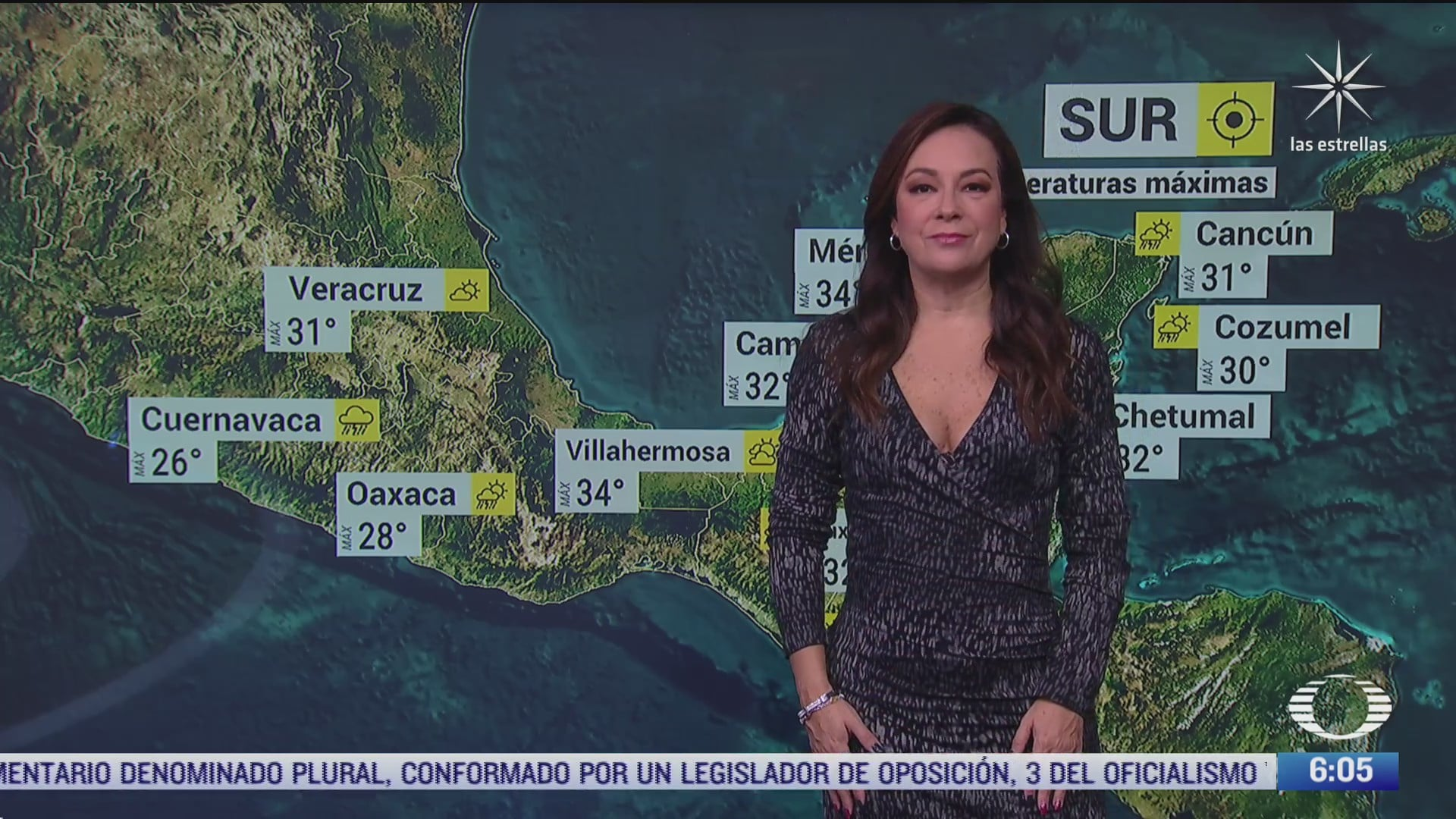 se preven lluvias en centro y sur de mexico 28 sep