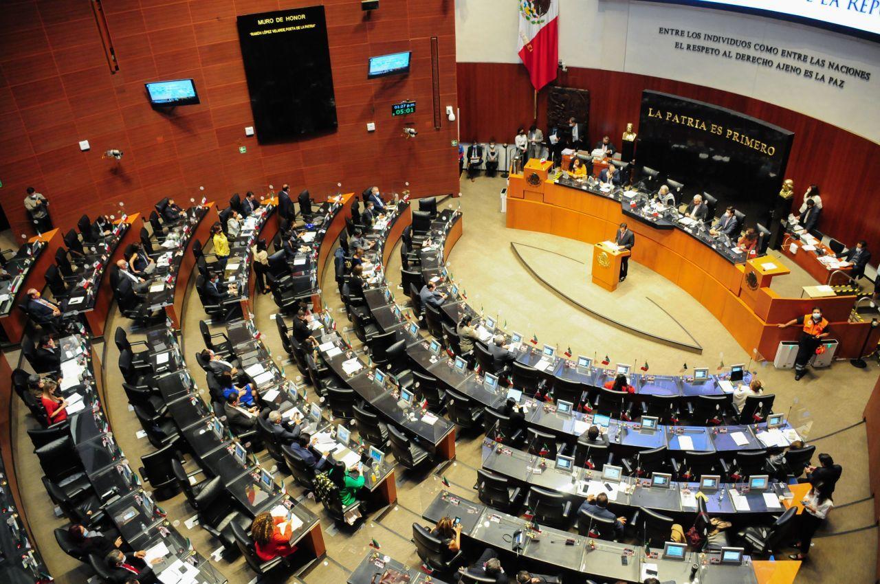 Sesión ordinaria del senado de la República (Cuartoscuro)