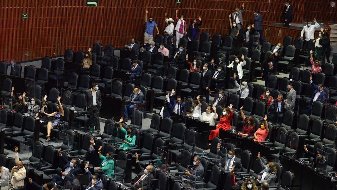 Sesión de la Cámara de Diputado (Cuartoscuro)