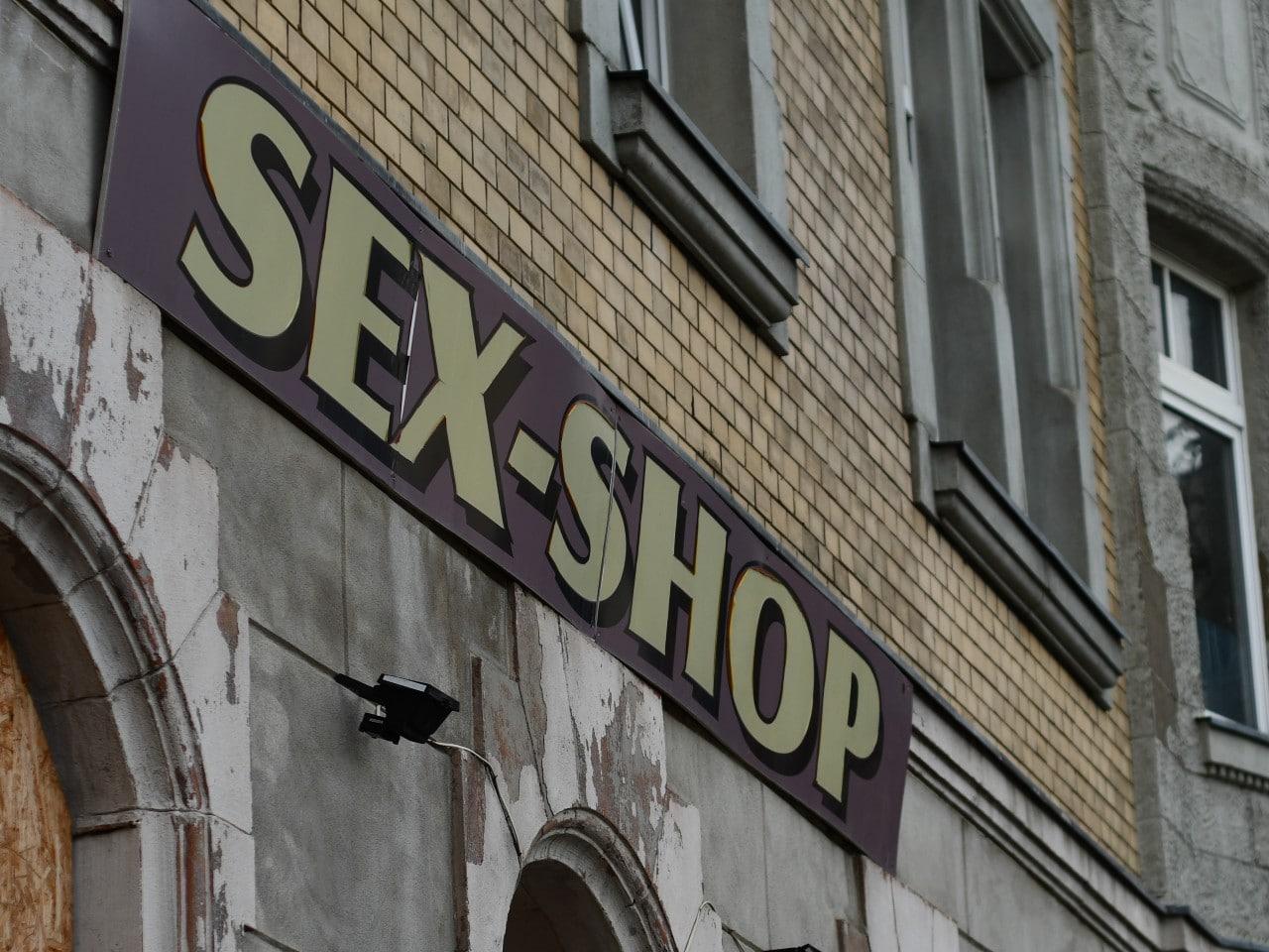 Sex shop, qué es