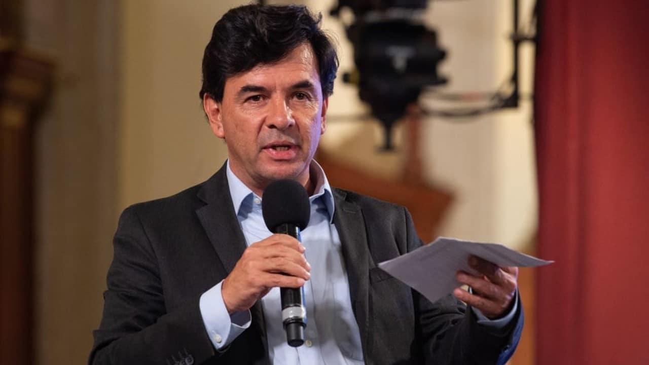 TEPJF sanciona a Jesús Ramírez por difusión de conferencia matutina referente a Va por México
