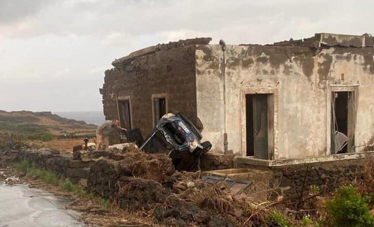 Tornado en pequeña isla de Italia deja dos muertos