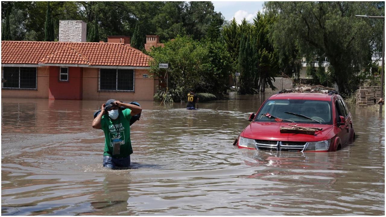 Inundación Tula
