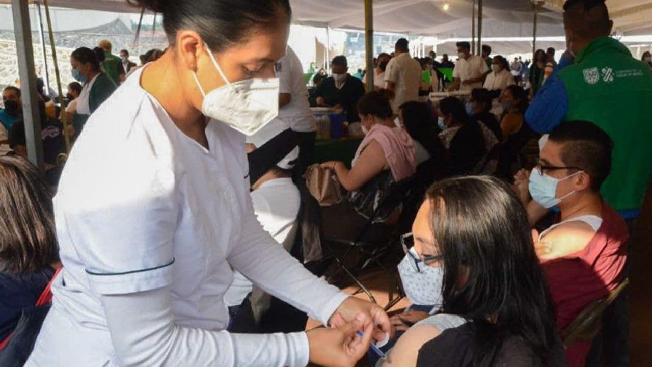 Vacuna Covid Rezagados CDMX Fechas