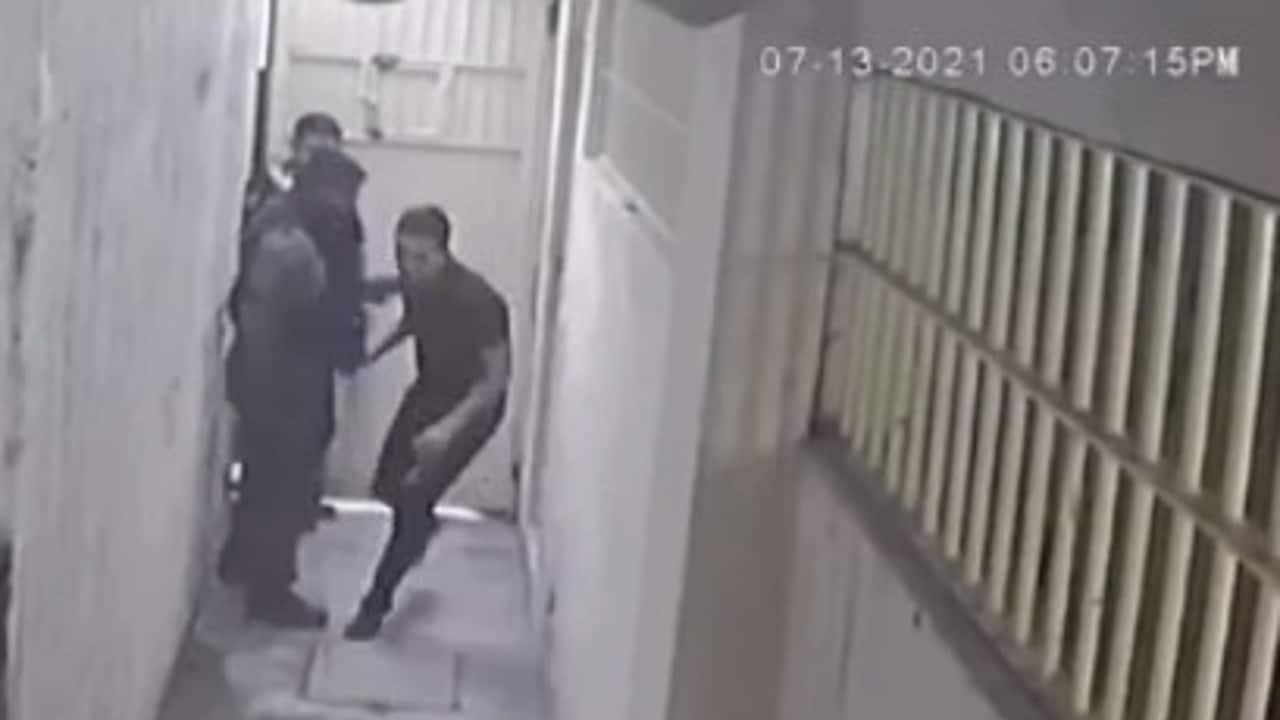 VIDEO En 3 minutos hombres armados rescataron a 'El Calamardo' en Reynosa, Tamaulipas