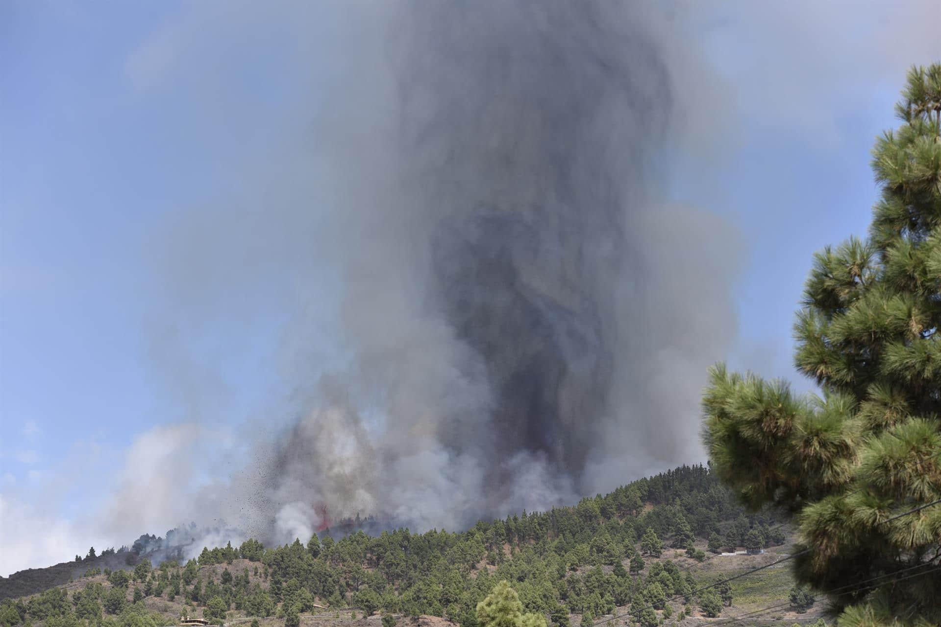 Volcán Canarias