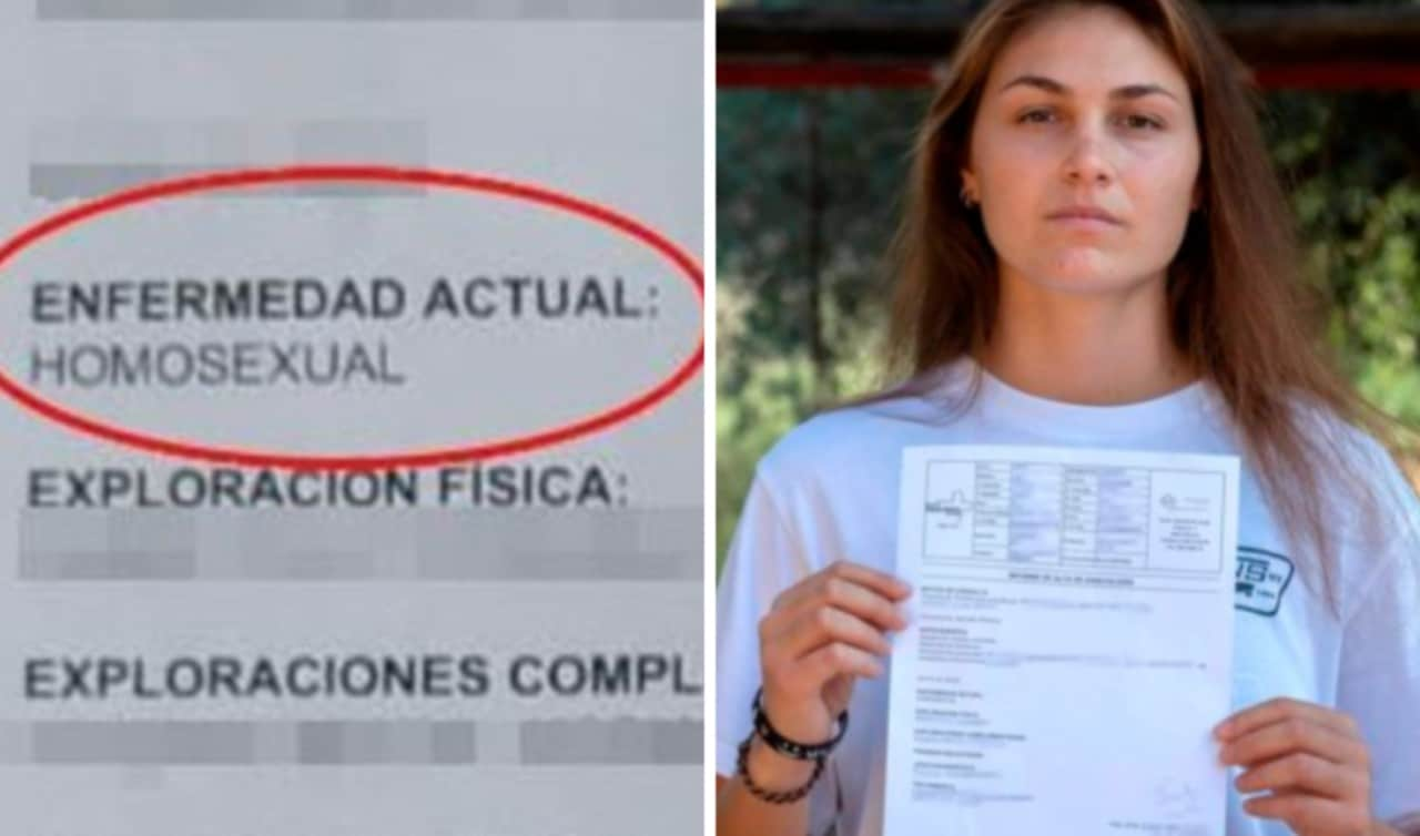 Joven discriminada por su médico en España