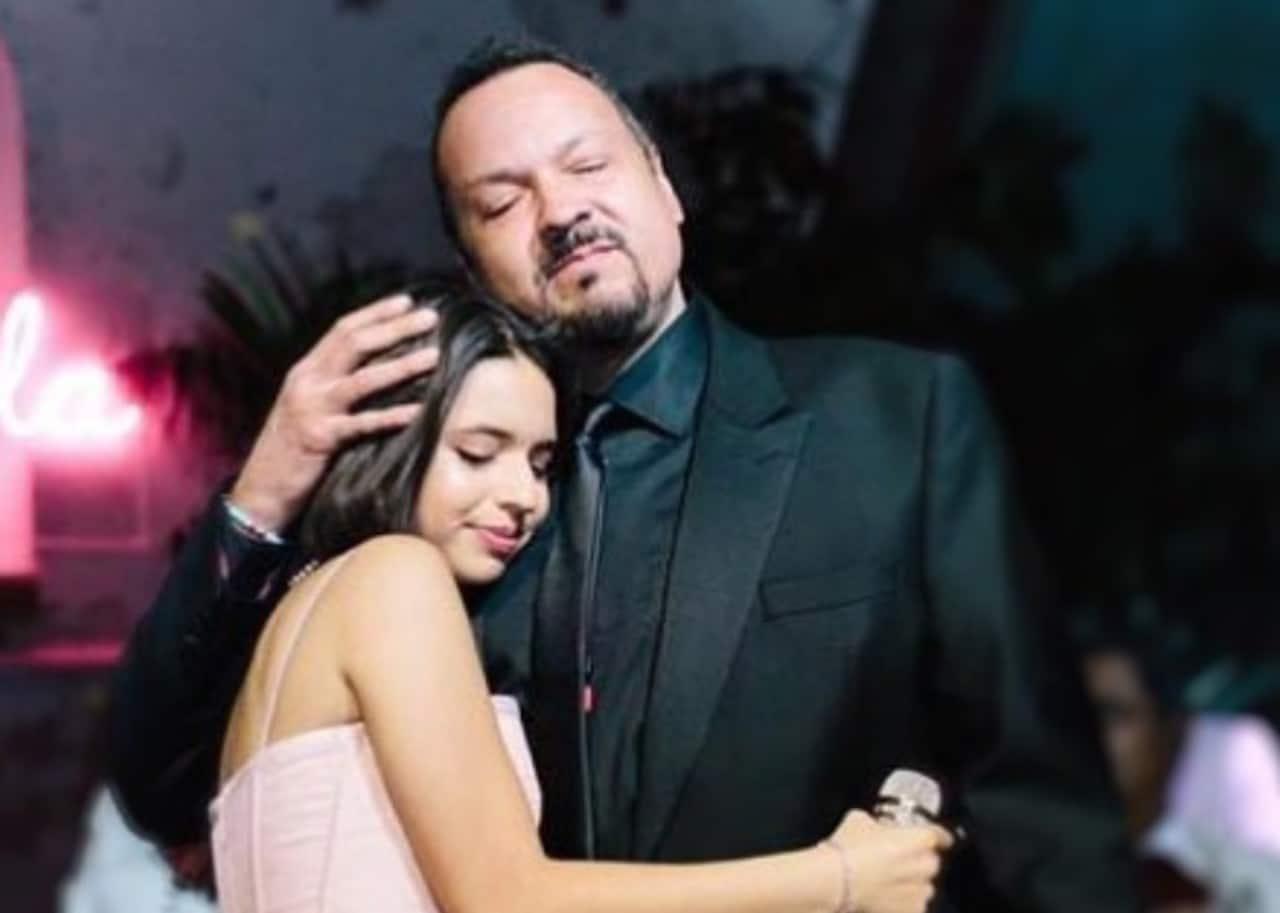 El mensaje de Pepe Aguilar a Ángela Aguilar por su cumpleños