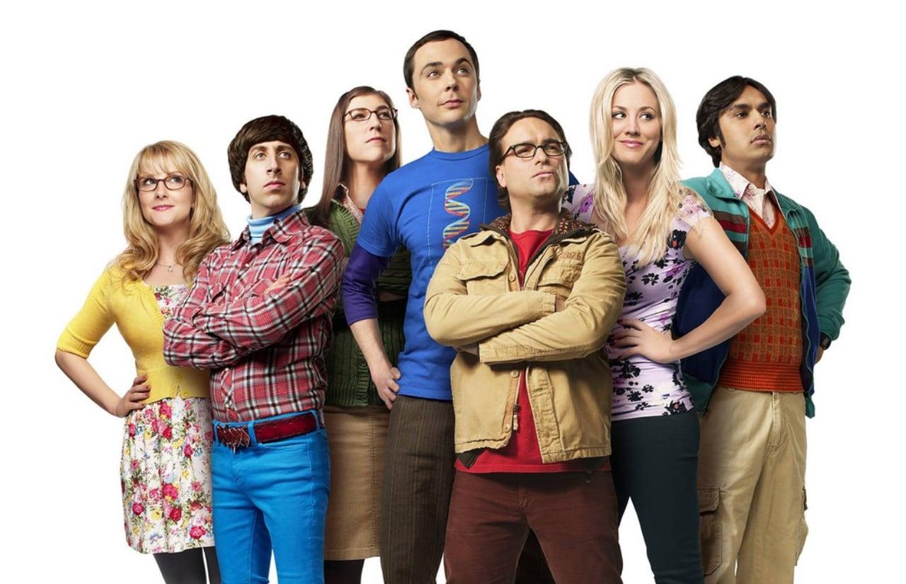 Así se ve el elenco de The Big Bang Theory hoy