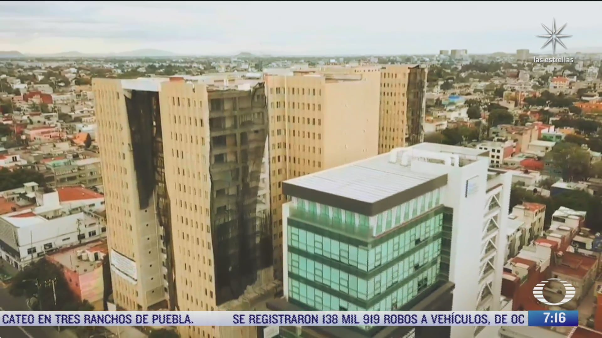 390 familias no han podido regresar a sus departamentos en tlalpan tras sismo de