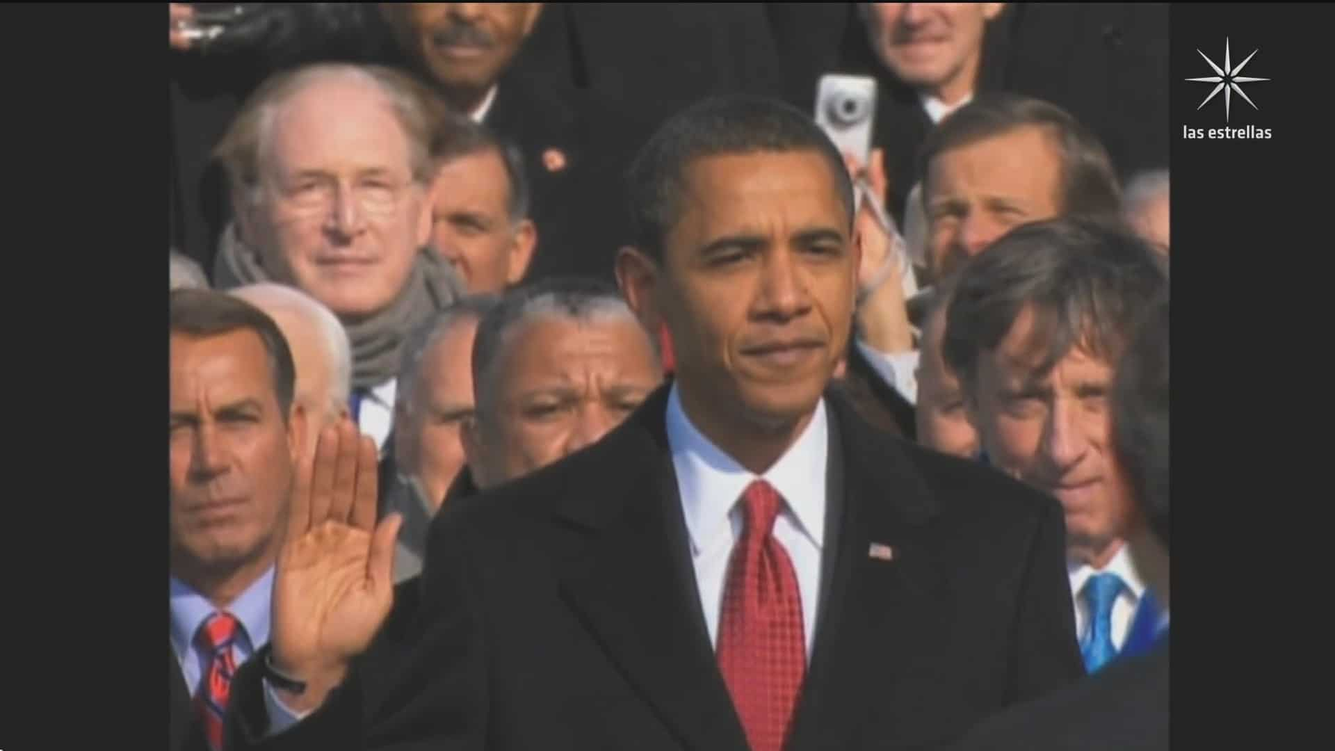 70 anos de las estrellas la toma de posesion de barack obama