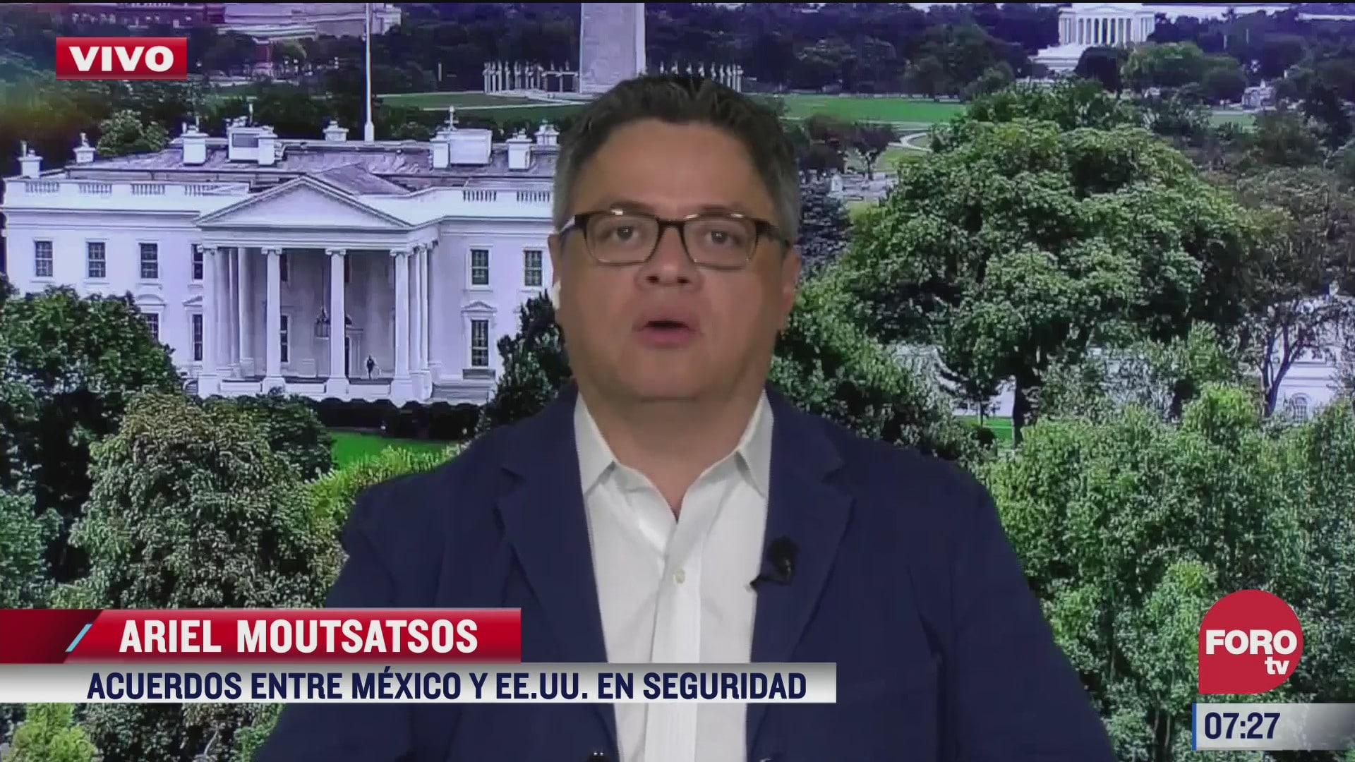 acuerdos entre mexico y eeuu en seguridad
