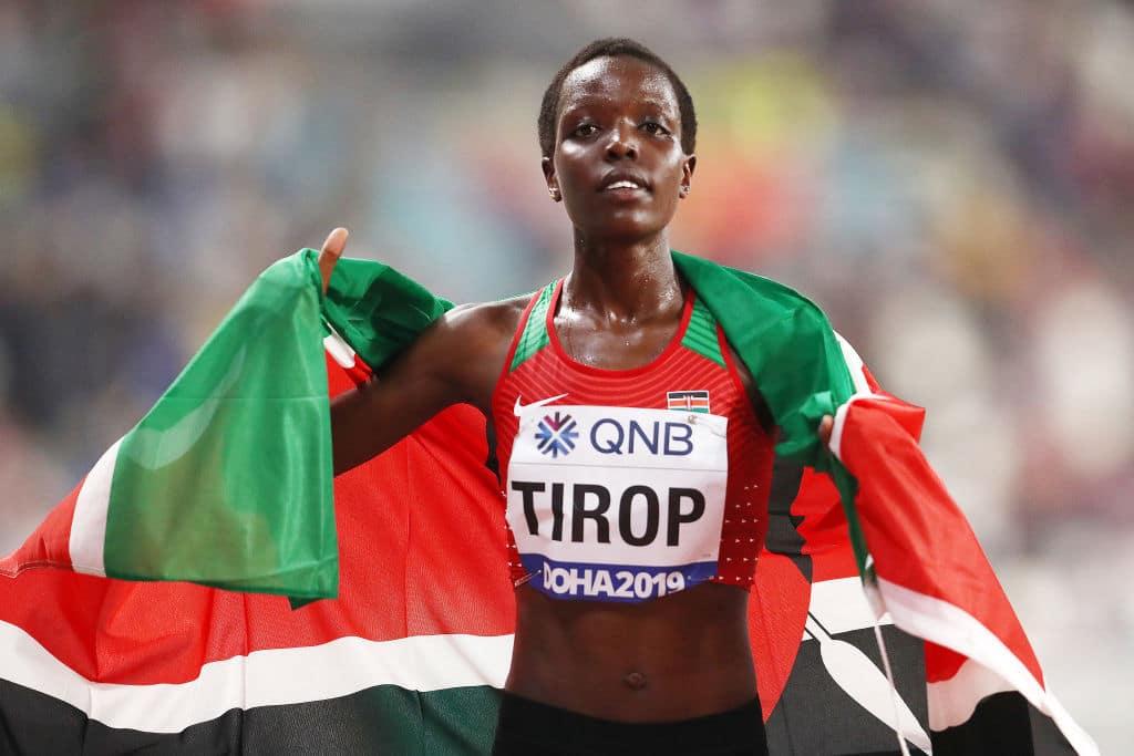 Detienen al esposo de Agnes Tirop, la atleta asesina