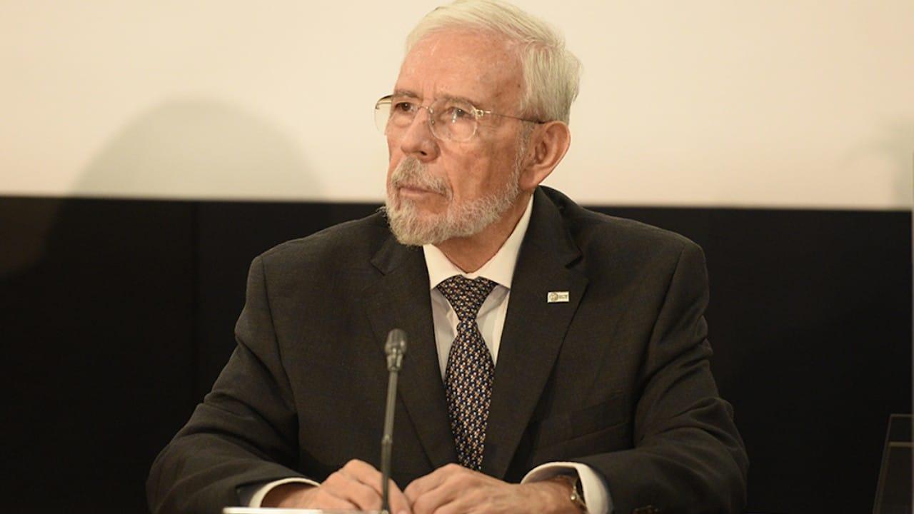 El secretario de Comunicaciones y Transportes, Jorge Arganis Díaz Leal (Twitter: @SCT_mx)