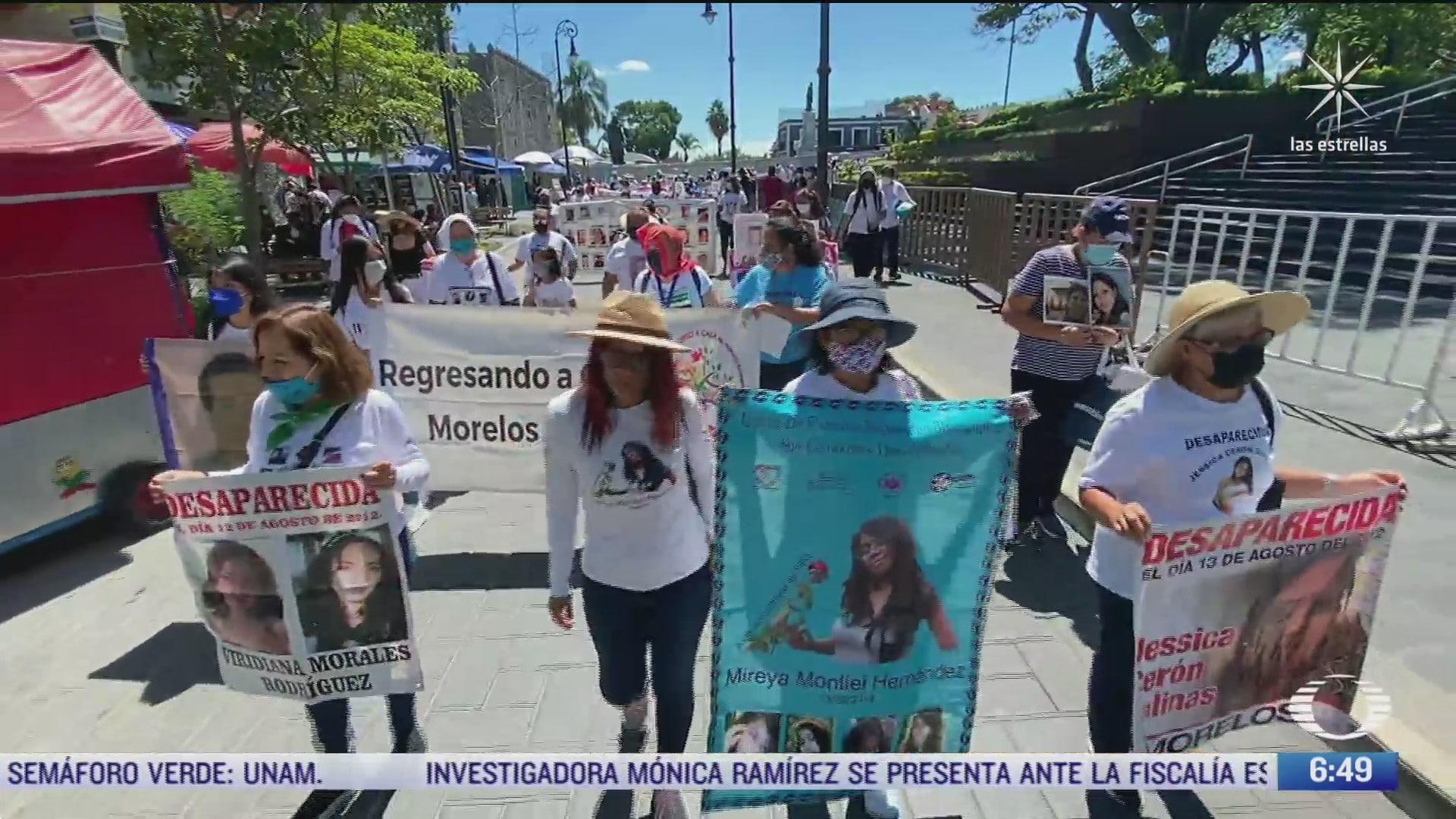 arranca sexta jornada de busqueda de desaparecidos en morelos