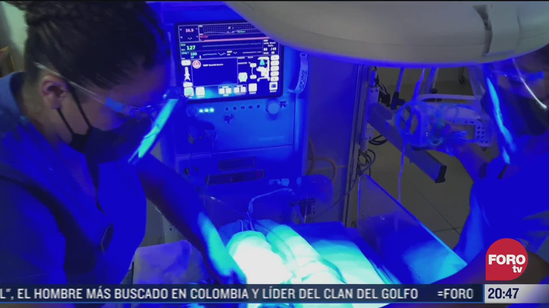 atencion de bebes prematuros en hospital militar de la mujer