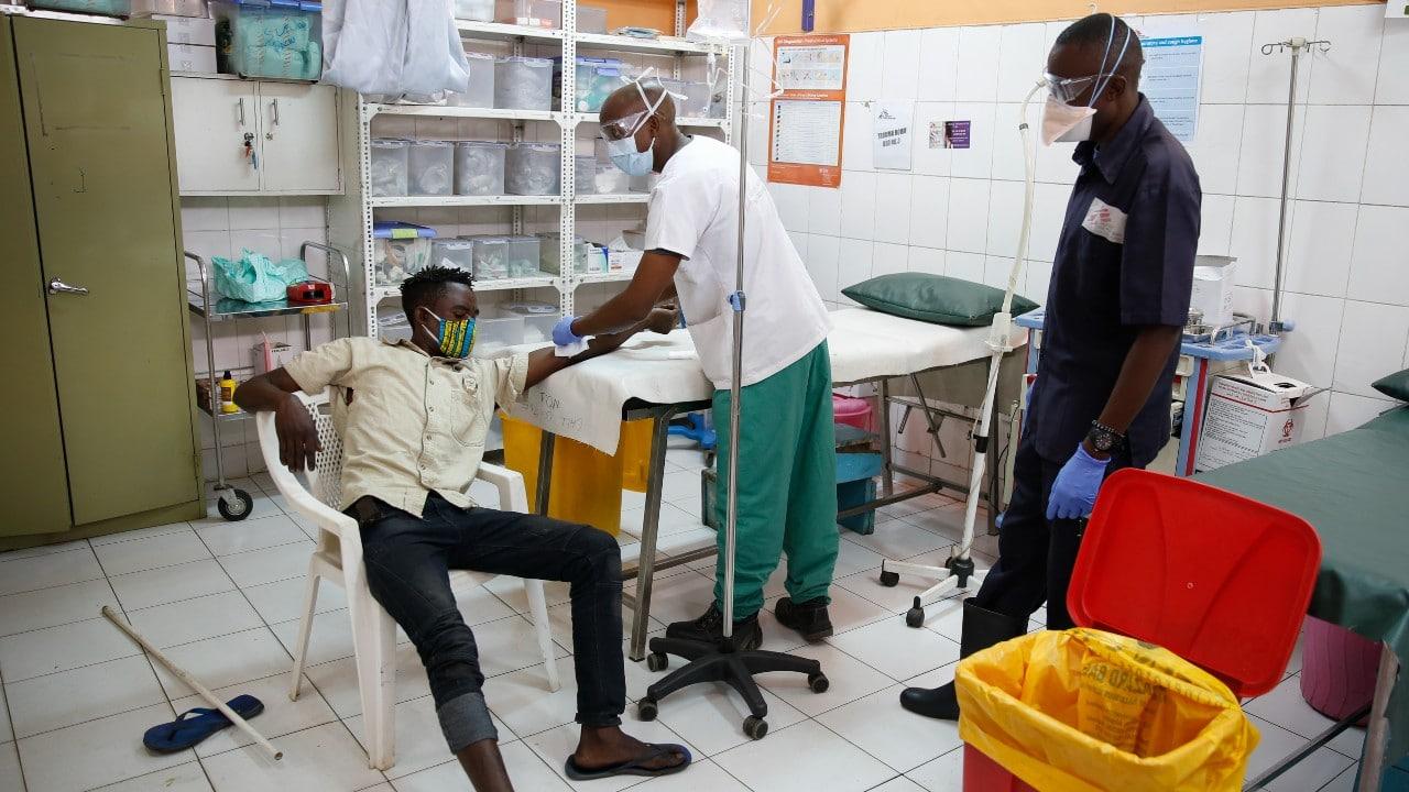 Aumentan casos de tuberculosis en el mundo