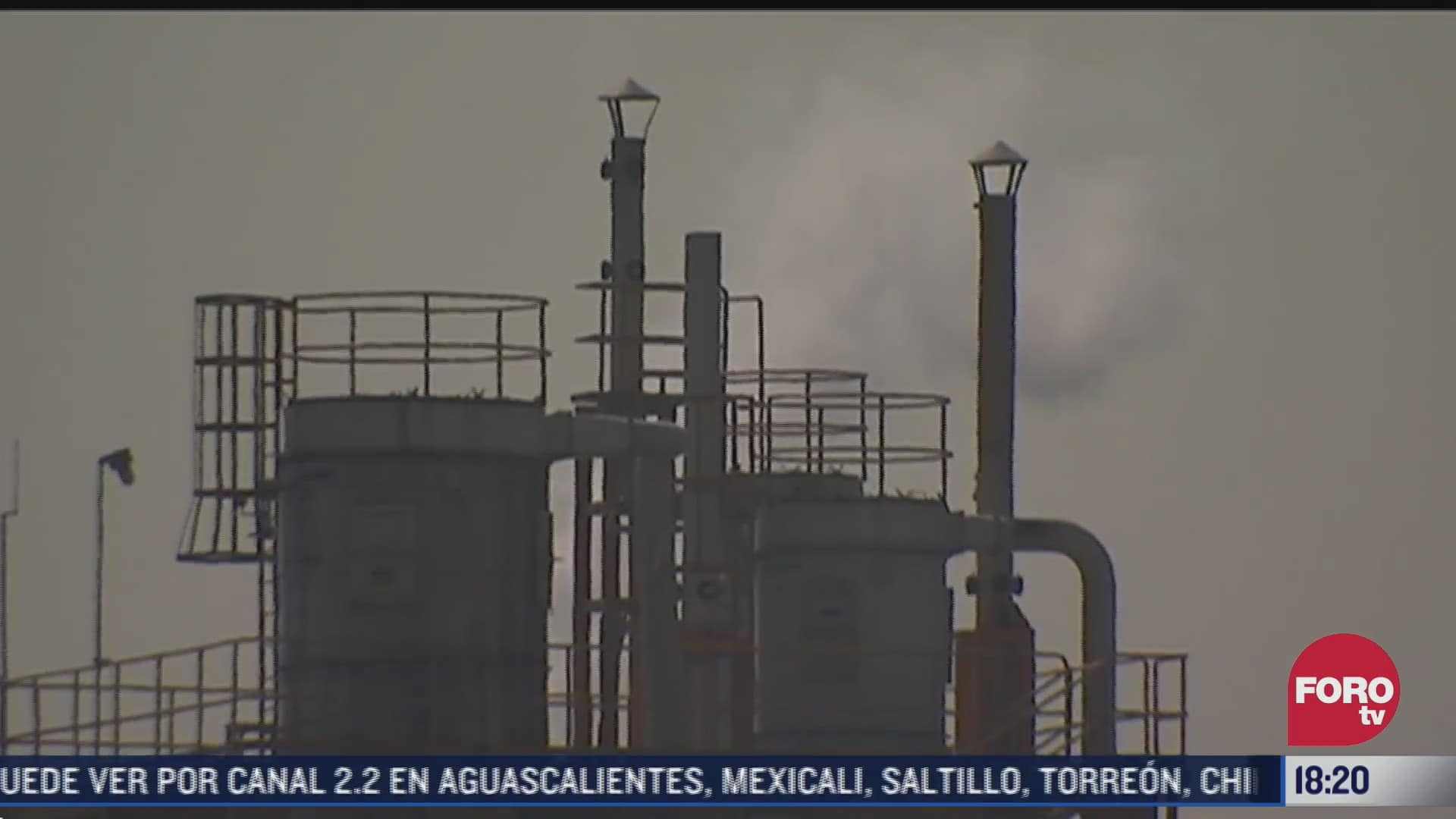 aumentan emisiones de gases contaminantes en mexico