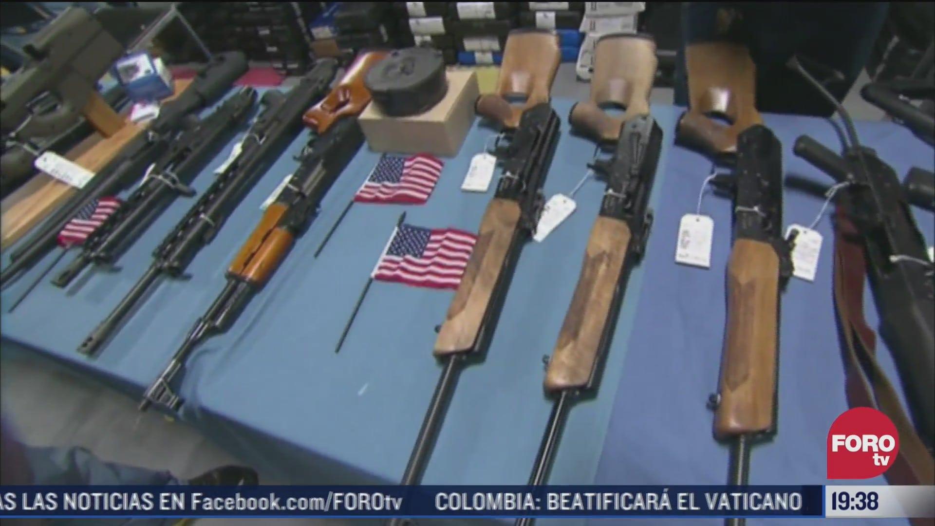aumentan victimas por armas de fuego en ee uu