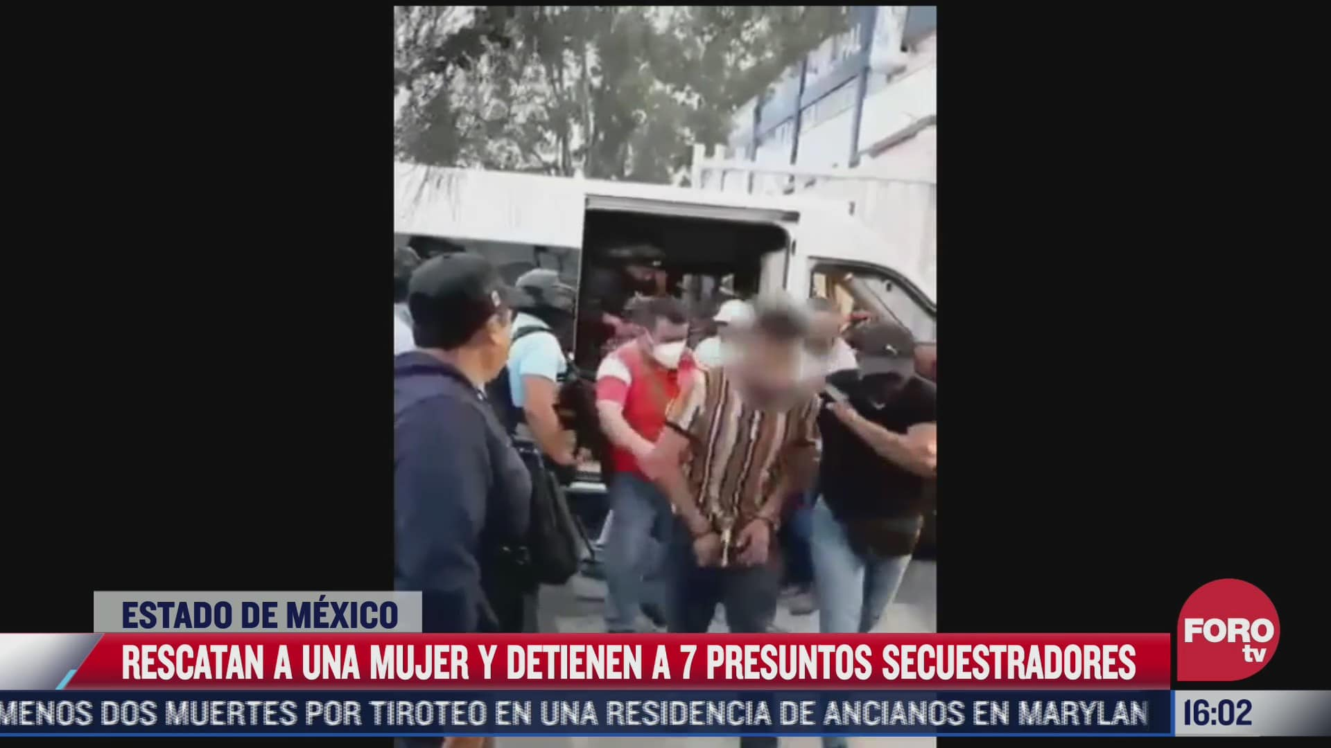 cae banda de secuestradores en el estado de mexico