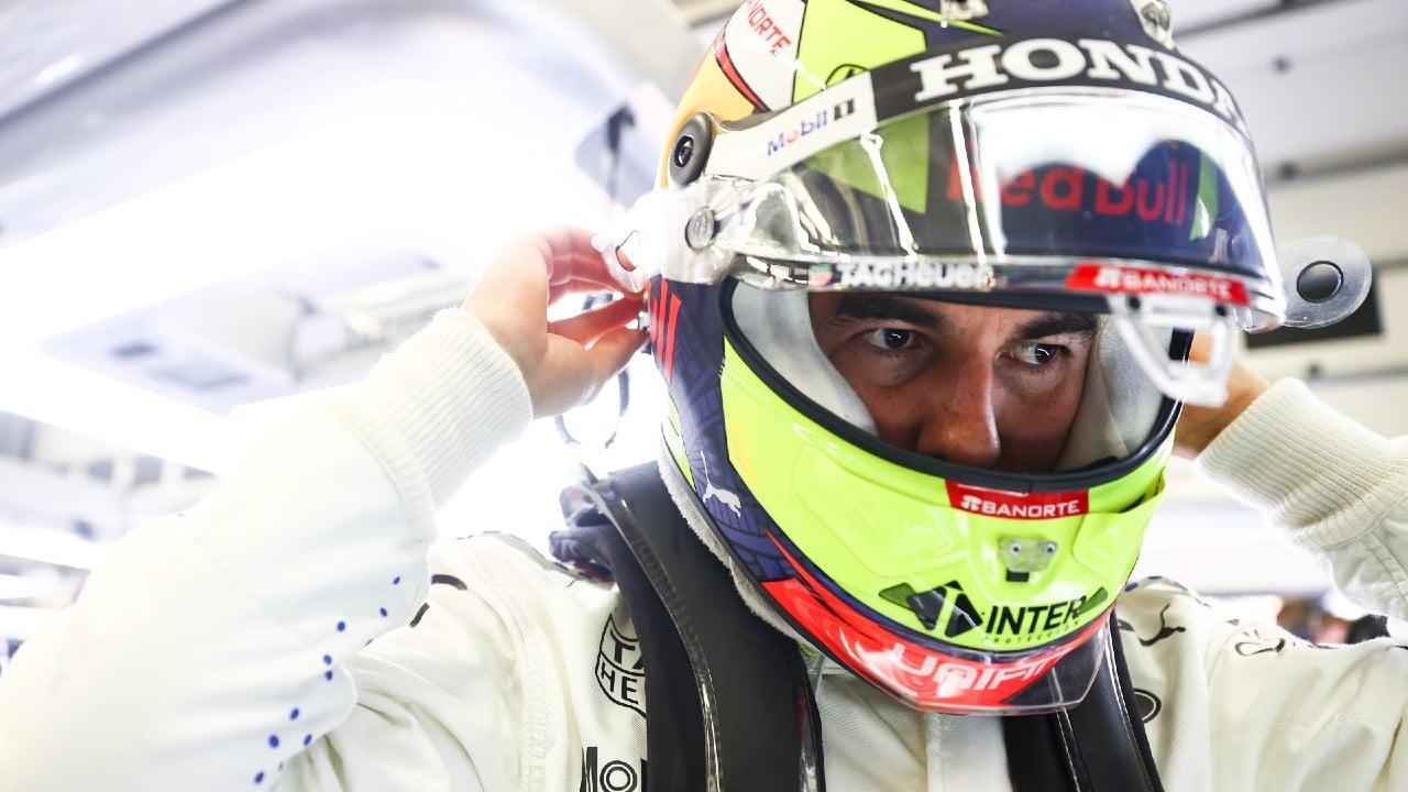 Podio en Gran Premio de Turquía es posible, dice Sergio 'Checo' Pérez