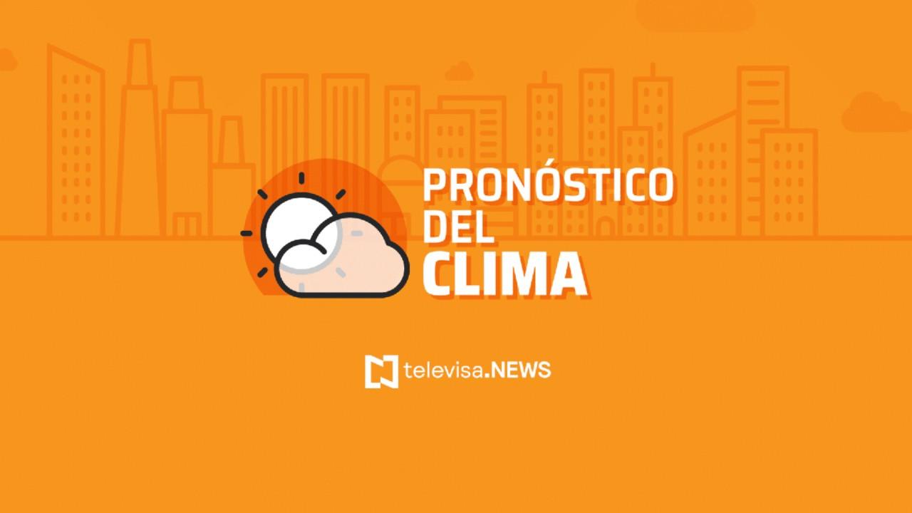Clima hoy México: Pamela se fortalece a huracán categoría 1 en el Pacífico