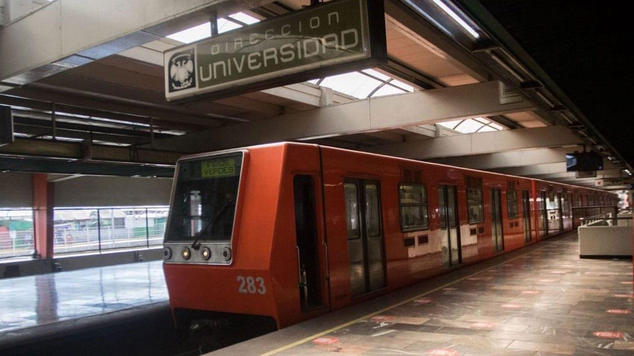 Líneas y estaciones conecta la Línea 3 del Metro CDMX