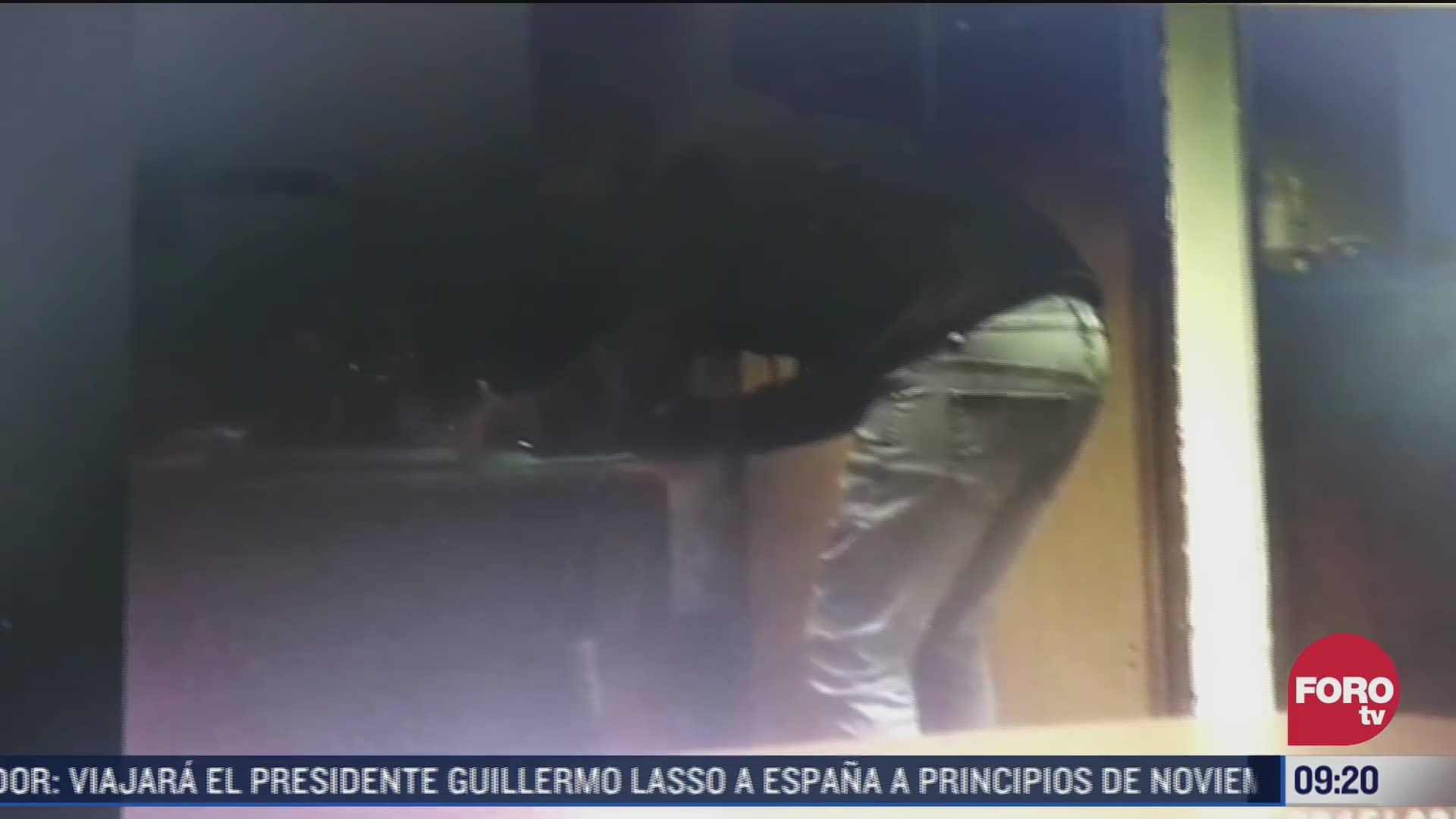 conductora de television denuncia violacion a su intimidad