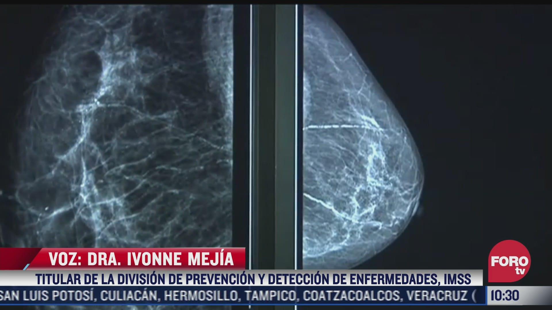 deteccion oportuna clave en tratamiento del cancer de mama