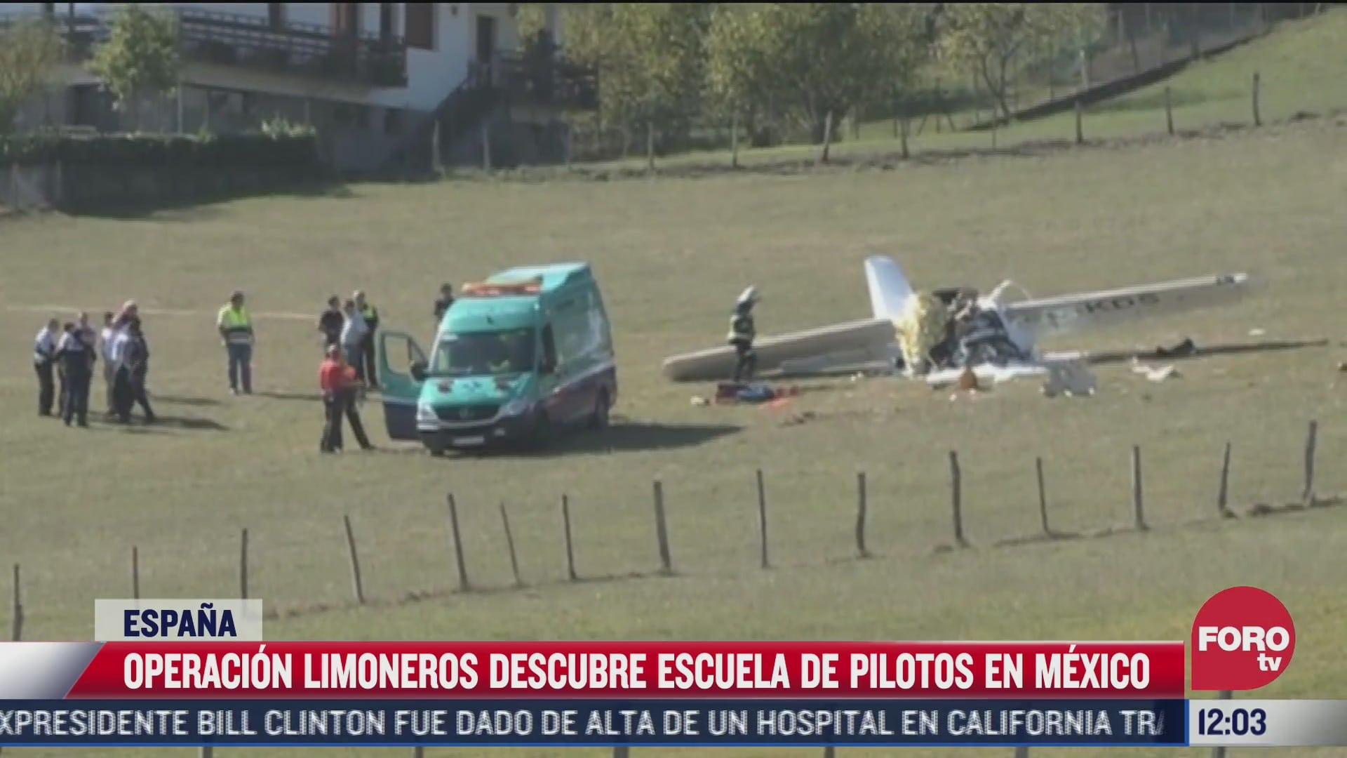 detienen a 41 personas con operacion limonero en espana