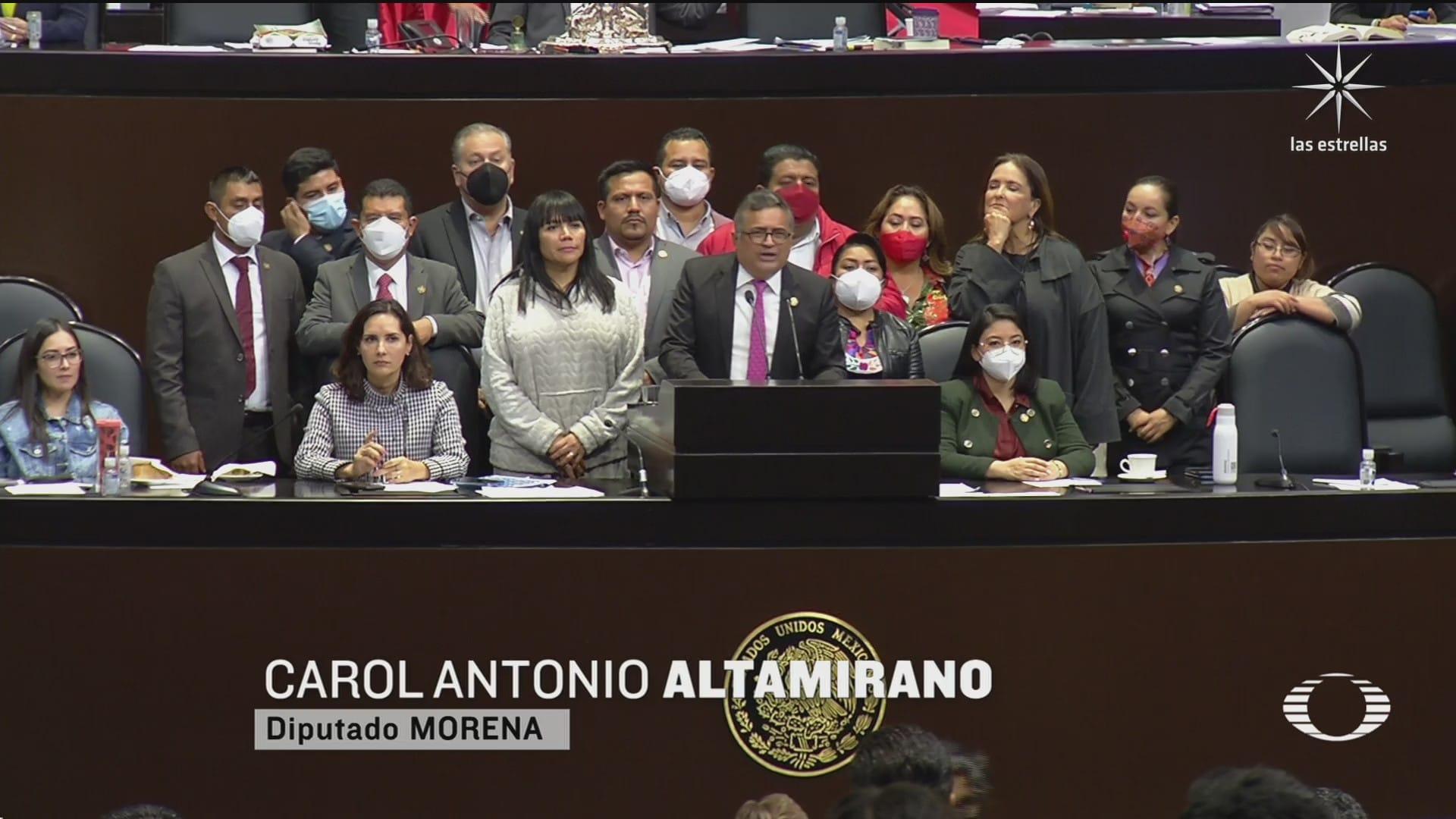 diputados aprueban paquete de ingresos
