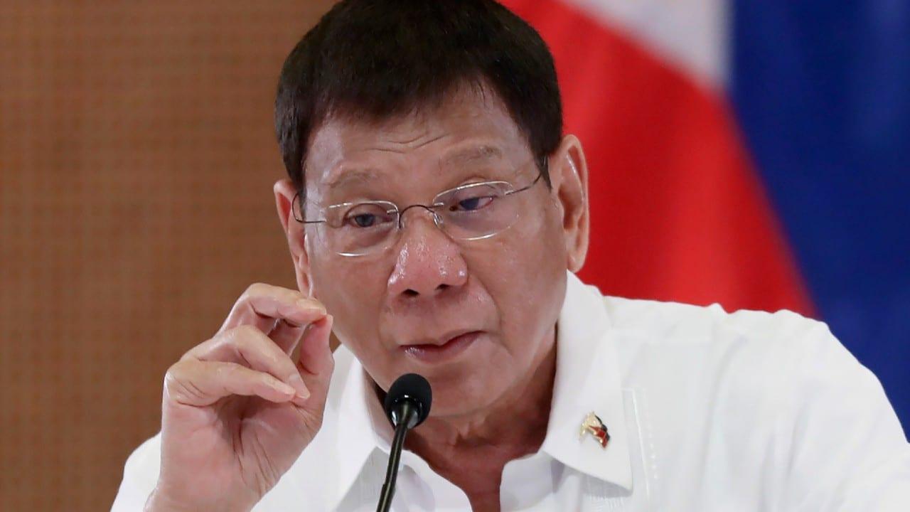 Duterte mantiene su silencio ante el Nobel de la Paz concedido a María Ressa