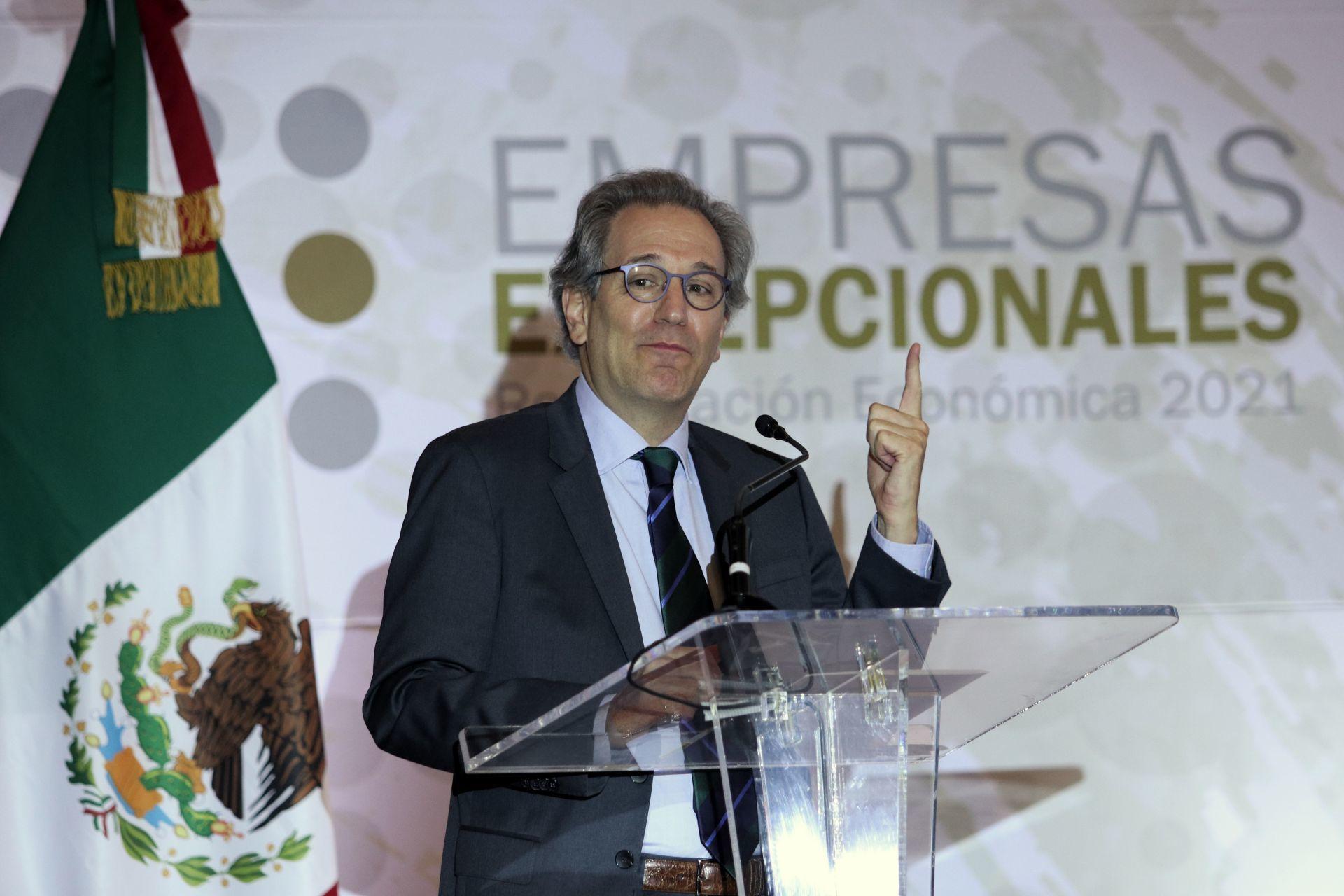 Antonio del Valle Perochena, Presidente del Consejo Mexicano de Negocios (Cuartoscuro)