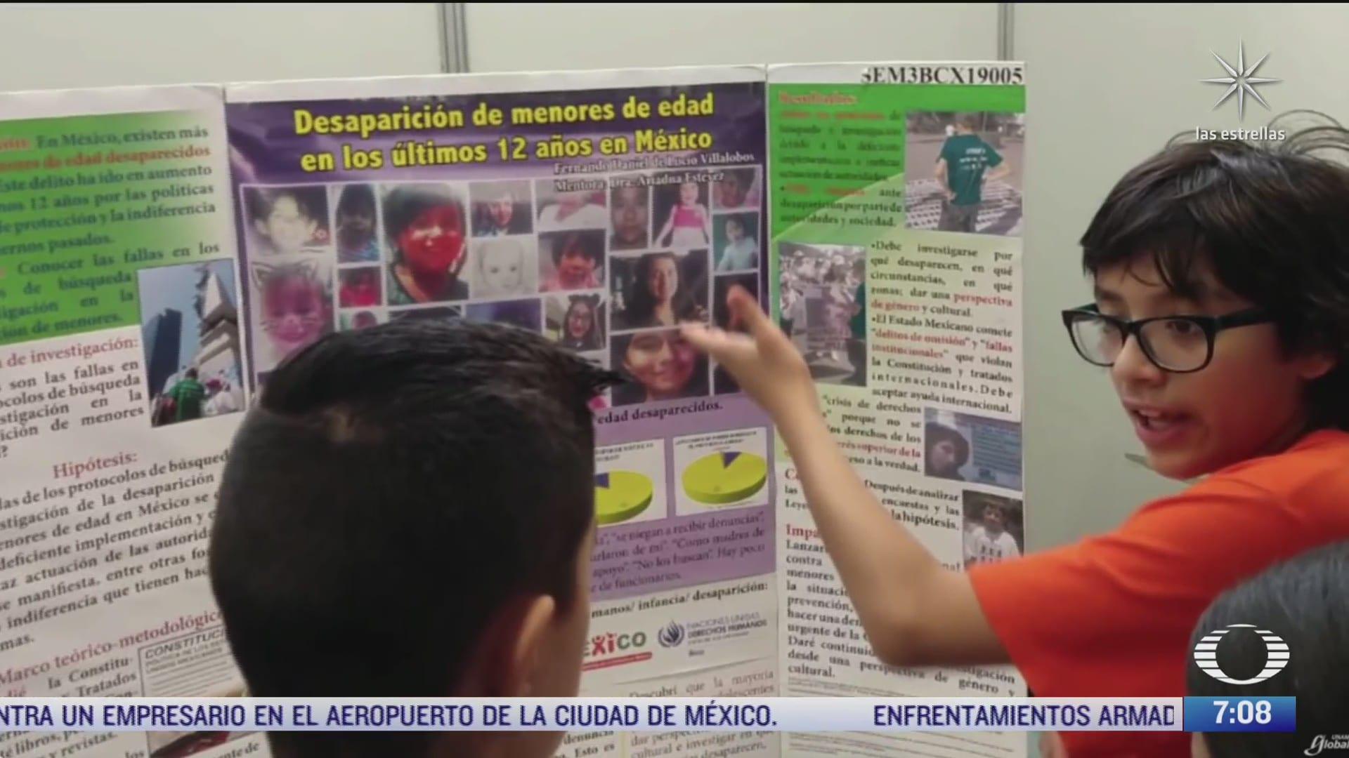 fernando de lucio el activista de 14 anos que lucha contra desapariciones de ninas ninos y adolescentes en mexico