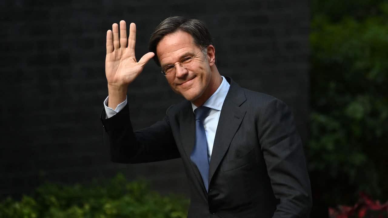 El primer ministro holandés Mark Rutte (Getty Images)