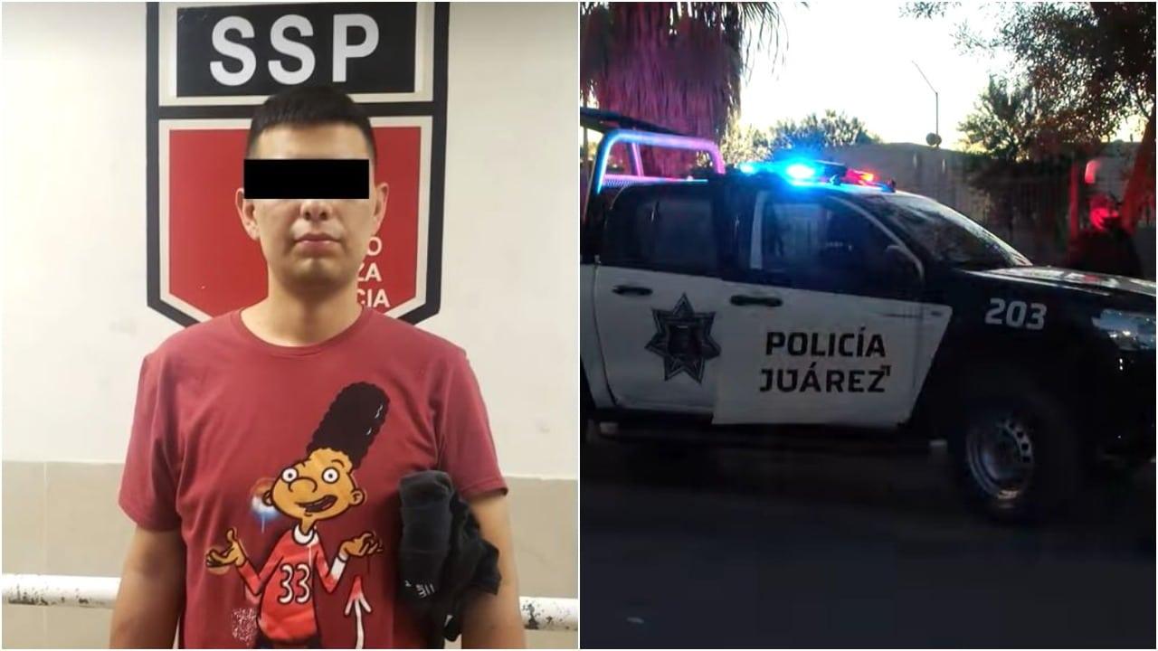 Hombre realiza asesinato de su familia, esposa y dos hijas, en Juárez, Nuevo León