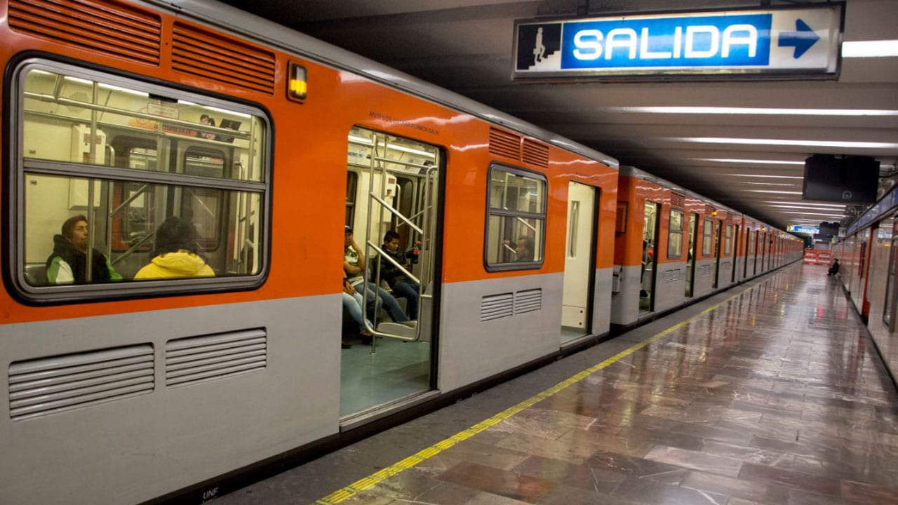 A qué hora cierran las estaciones de las líneas del Metro de la CDMX