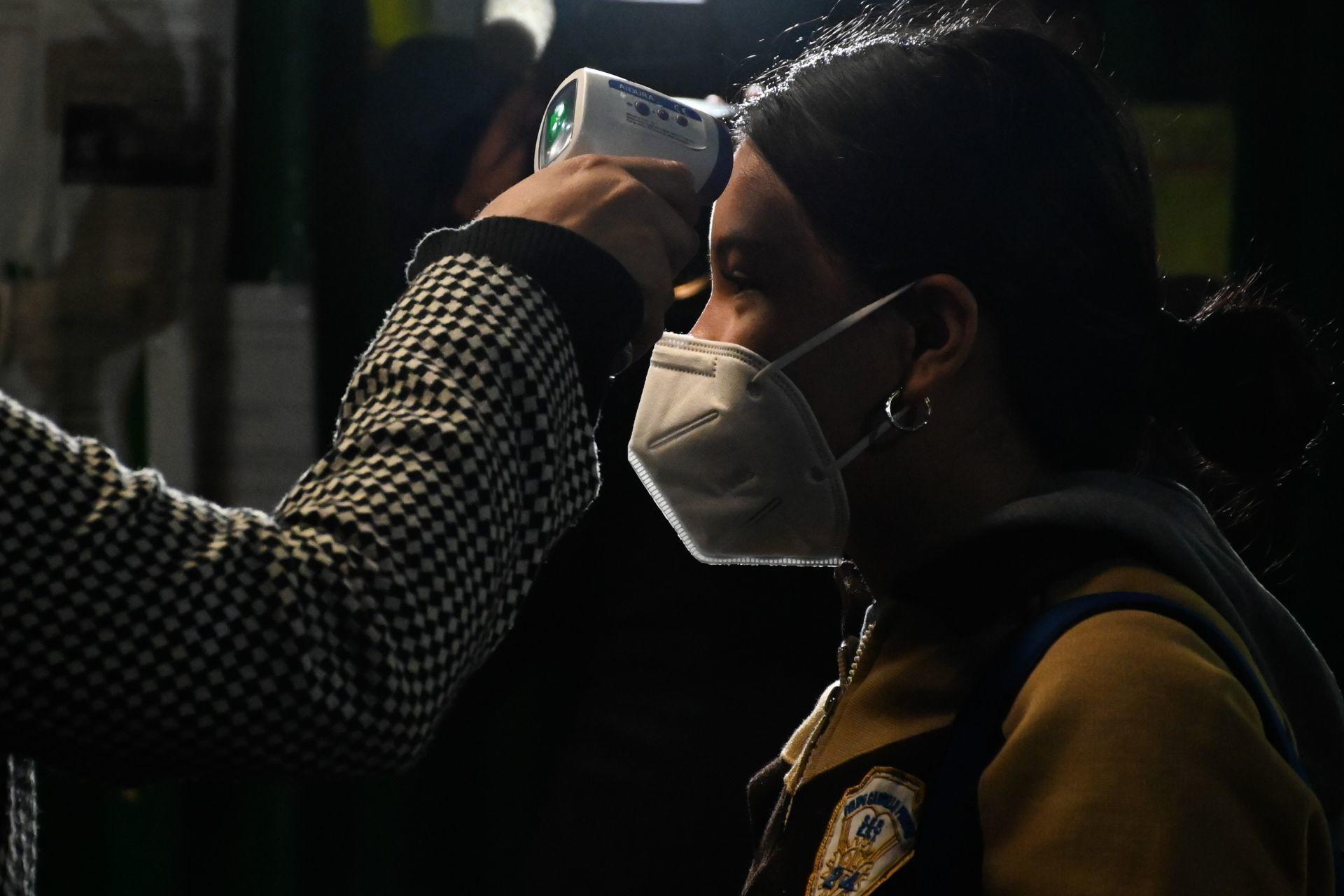 Jóvenes con efectos colaterales por pandemia covid (Cuartoscuro)
