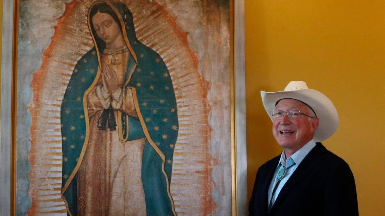 Recursos de Iniciativa Mérida seguirán fluyendo: Ken Salazar