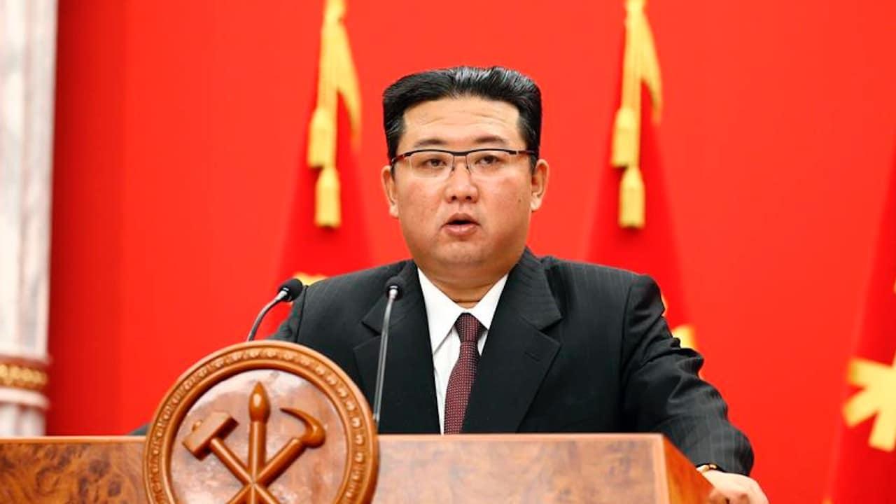 Kim Jong-un, líder de Corea del Norte, apela a la ideología socialista en discurso conmemorativo